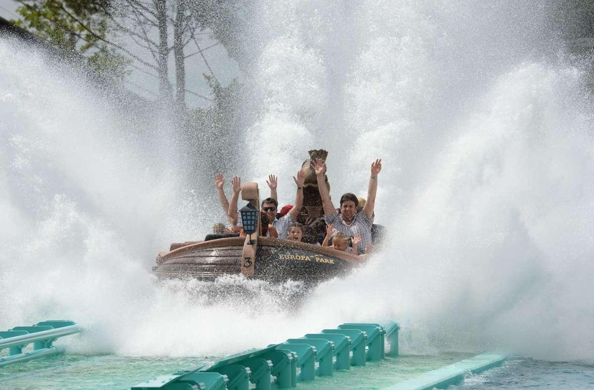 Der Europa-Park in Rust ist in diesem Jahr länger geöffnet. Foto: picture alliance / dpa/Patrick Seeger