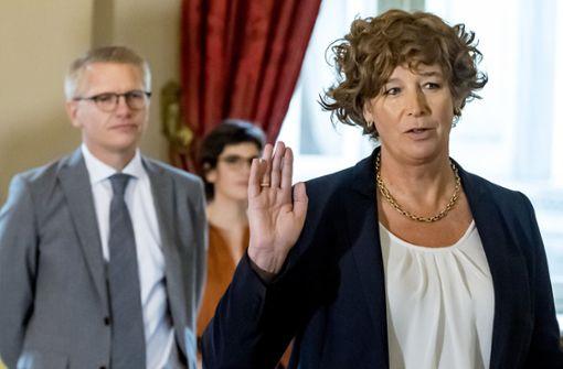 In Belgien ist Petra De Sutter einfach Petra De Sutter