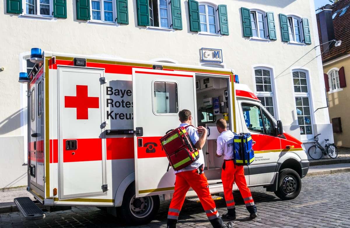 Was sagt die Hospitalisierungsrate aus? Foto: FooTToo / shutterstock.com