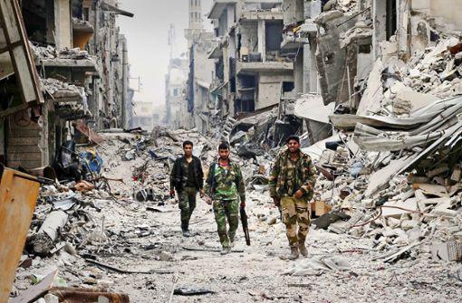 Der Islamische Staat plant neue Angriffe