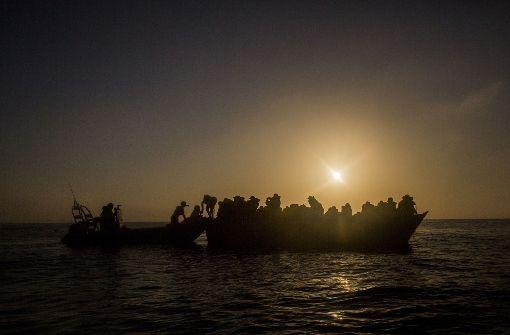 UN - Schlepper zwingen Migranten vor Jemen zu Sprung ins Meer