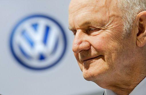 Porsche-Holding: Piëch gibt seine Anteile ab