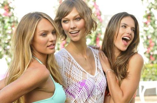 Victorias Secret: Drei Engel im Bikini