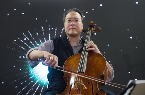 Die ganze Summe des Lebens für ein  Cello