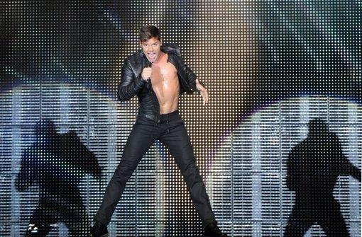 Ricky Martin ist wieder solo