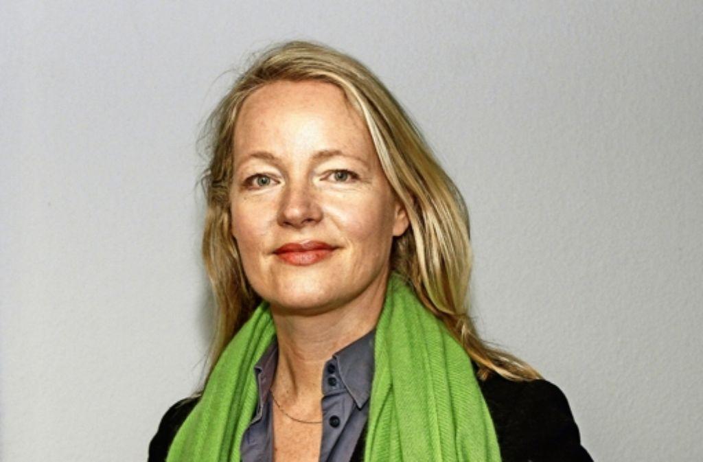 Thekla Walker wohnt in Stuttgart, findet den Walkreis Böblingen aber sehr reizvoll Foto: factum/Bach