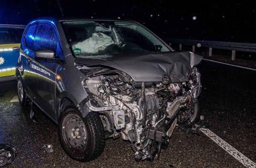 18-Jähriger verursacht Unfall –  Autofahrerin schwer verletzt