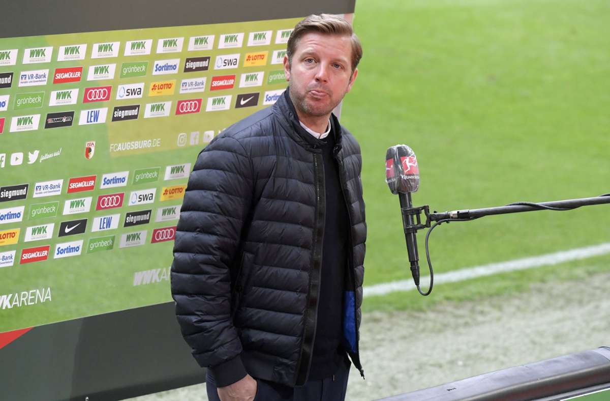 Florian Kohfeldt stand zuletzt als Trainer von Werder Bremen an der Seitenlinie. Foto: imago images/Bernd Feil