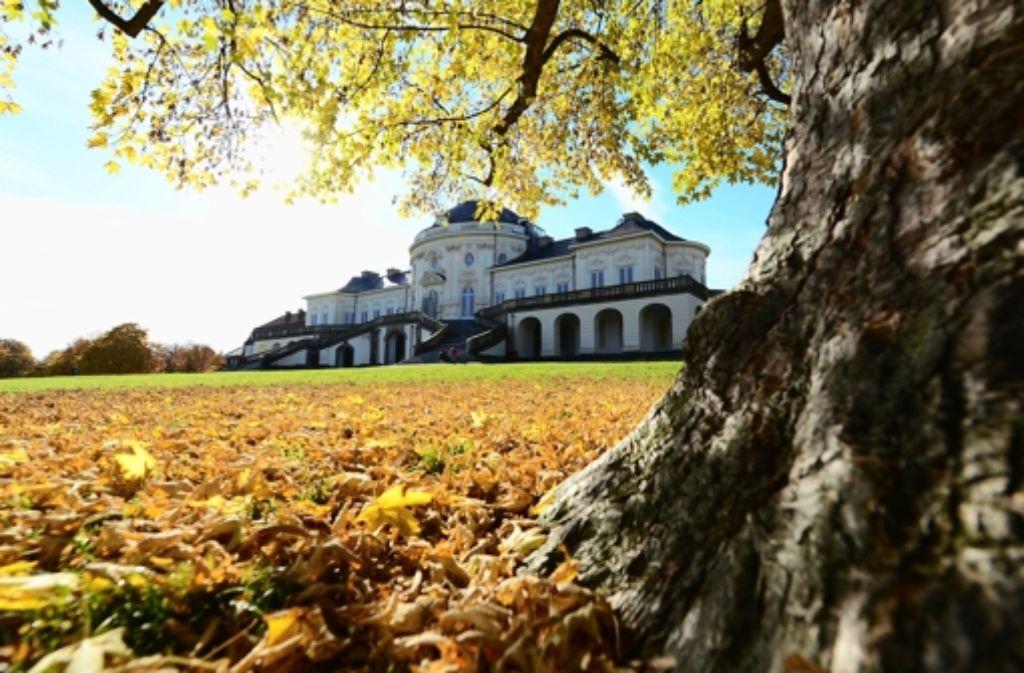 Das Schloss Solitude zählt zu den beliebtesten Trauorten in Stuttgart. Foto: dpa