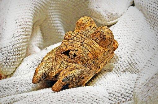 Wird Kunst aus der Eiszeit Weltkulturerbe?