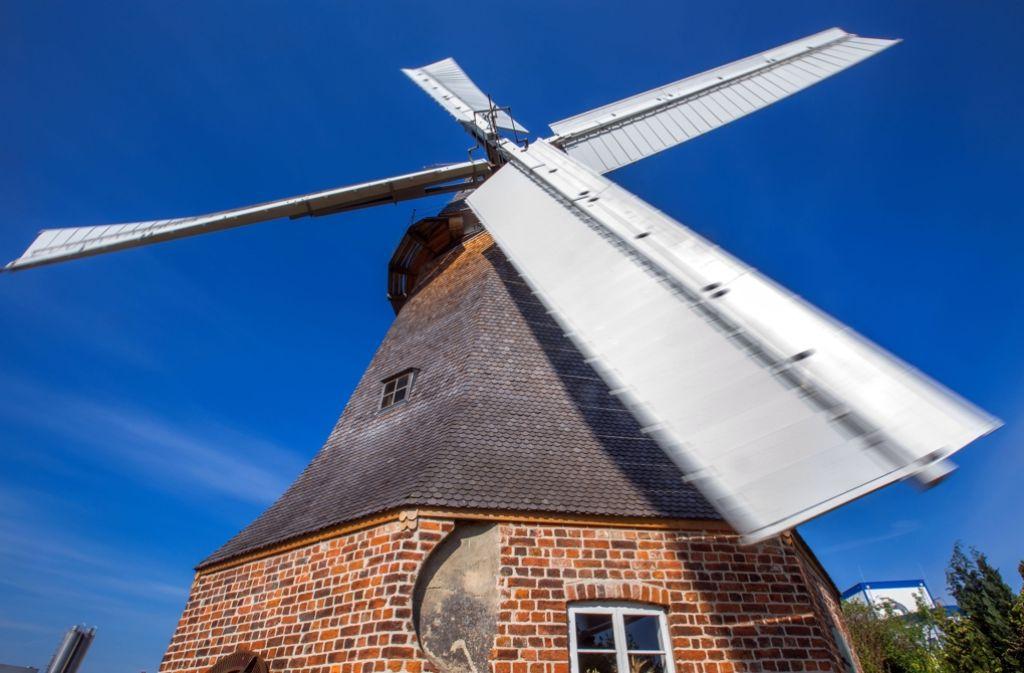 Deutschlandweit sind etwa 1800 Mühlen beim Mühlentag dabei. Foto: dpa