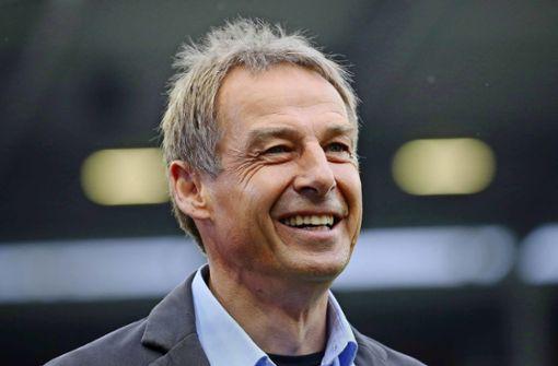 Konkurrenz für Klinsmann