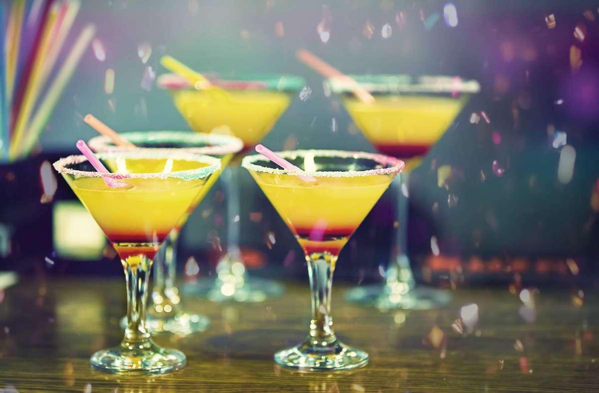 In Madrid und Barcelona floss viel Alkohol (Symbolbild) Foto: imago images/Shotshop/Swetlana Lazarenko
