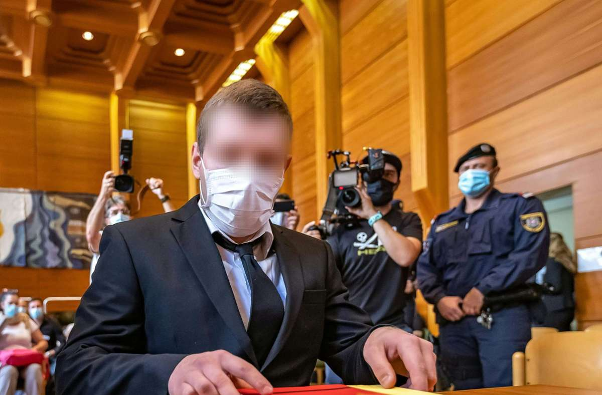 Der Täter ist zu lebenslanger Haft verurteilt worden. Foto: dpa/Expa