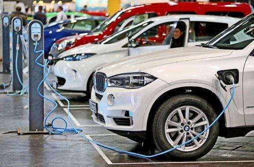 Wo Autos bald schnell Strom tanken können