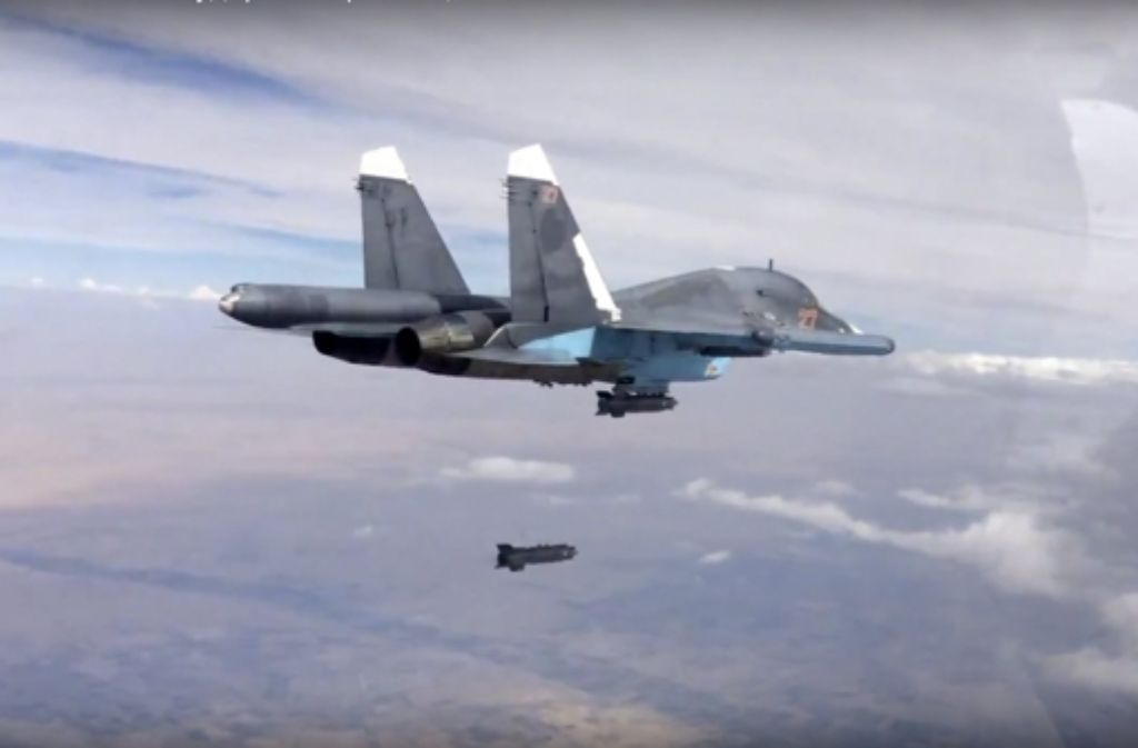 Die EU kritisiert die Verletzung des türkischen Luftraums durch russische Kampfjets. Foto: AP