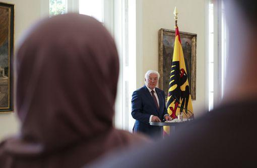 Bundespräsident verurteilt rechtsextreme Übergriffe aufs Schärfste