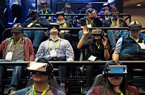 Geht Virtual Reality die Luft aus?