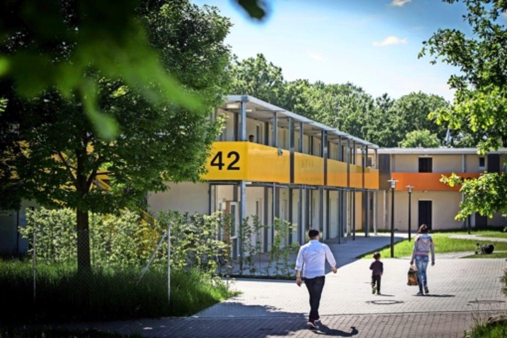 Bereits 2014 wurde in Plieningen ein Asylheim eröffnet. Foto: Lichtgut/Achim Zweygarth