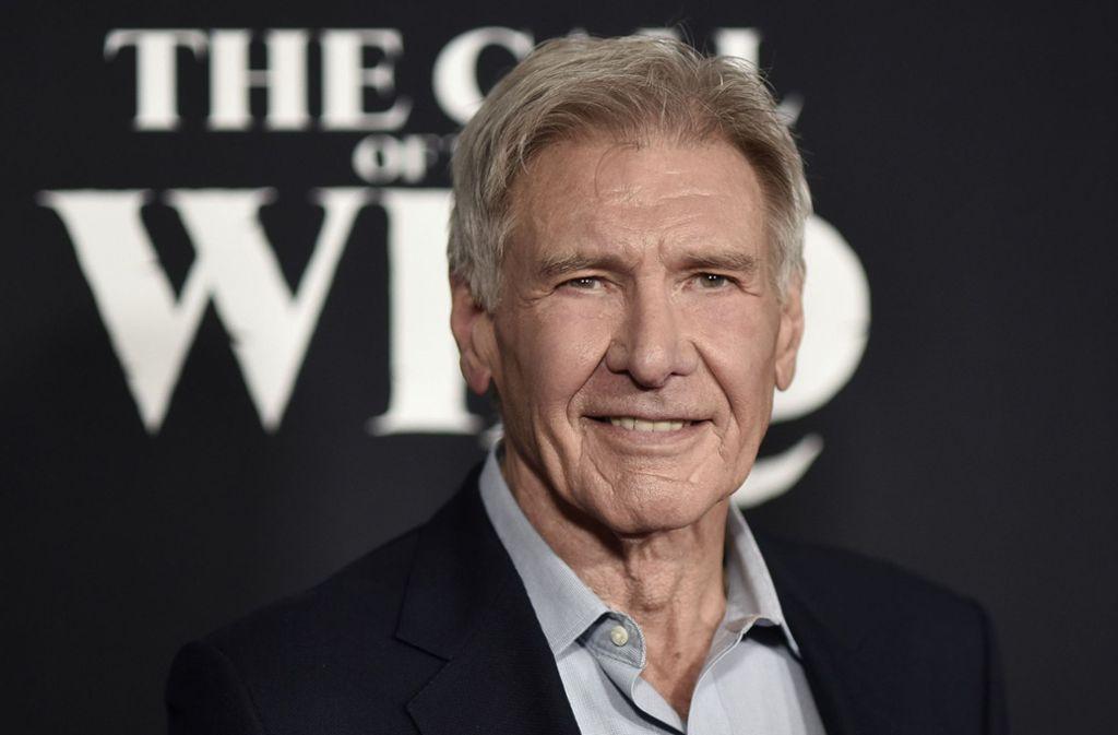 Die US-Flugaufsichtsbehörde FAA ermittelt gegen Harrison Ford. Foto: AP/Richard Shotwell
