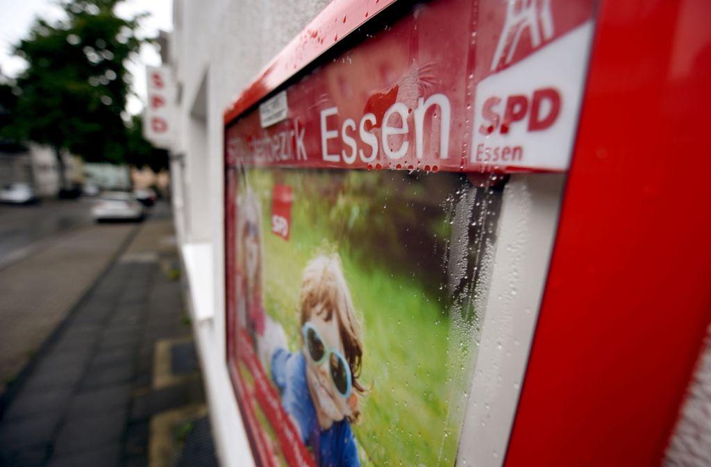 Bei der Essener SPD gehen inzwischen erste Austrittserklärungen mit bezug zum Fall Hinz ein. Foto: dpa