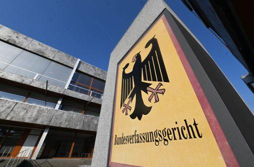 """Verfassungsgericht stärkt """"Recht auf Vergessen"""""""