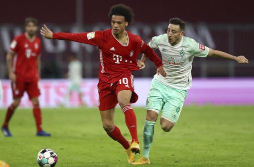 Bayern stolpert gegen Werder – Schalke immer tiefer in die Krise