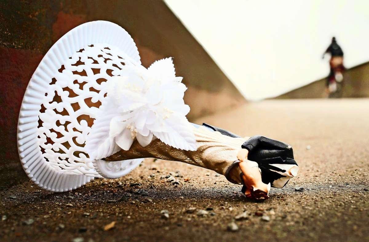 Im Lockdown selbst hat sich kein Scheidungswilliger bei der Filderstädter Anwältin gemeldet. Foto: picture alliance/dpa/Martin Gerten