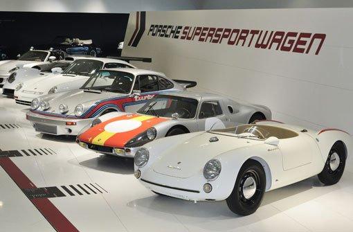 Supersportwagen, die Geschichte schrieben