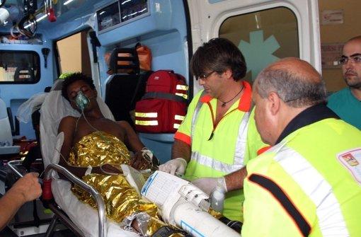 Unsere Toten vor Lampedusa