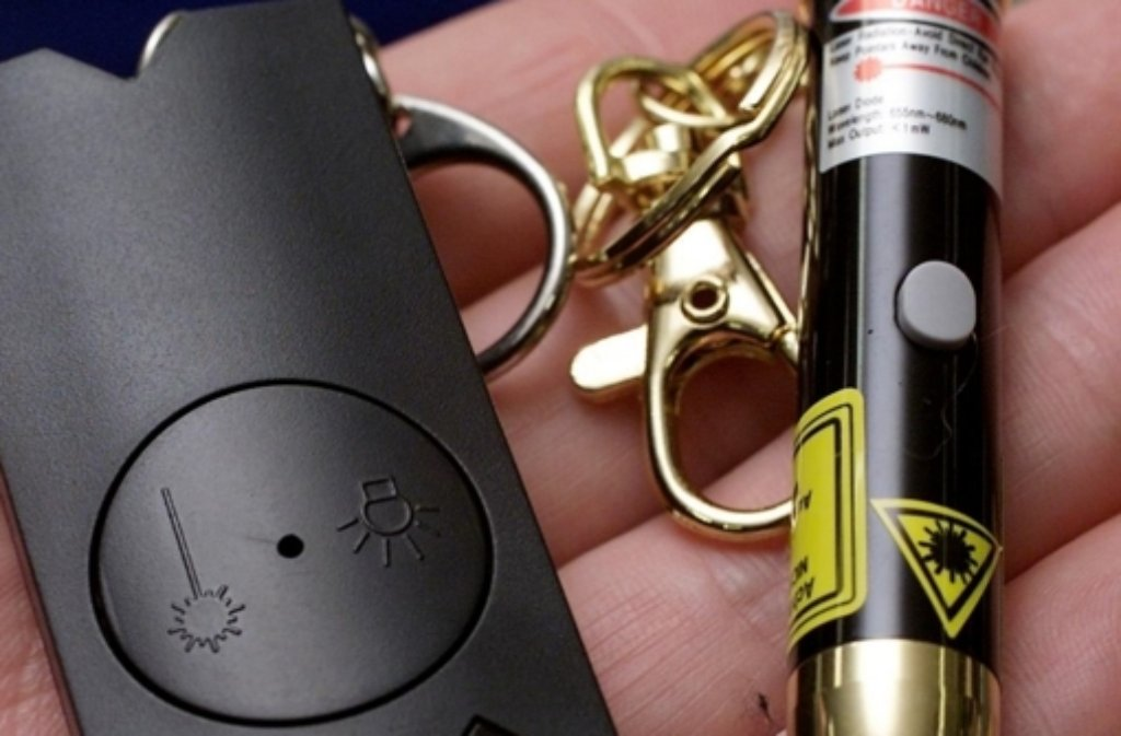 Diese gefährlichen Geräte sind frei im Handel verfügbar Foto: Zweygarth
