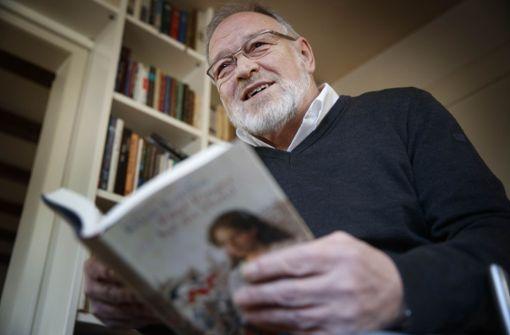 So will ein Ex-Schulleiter das Lesen fördern