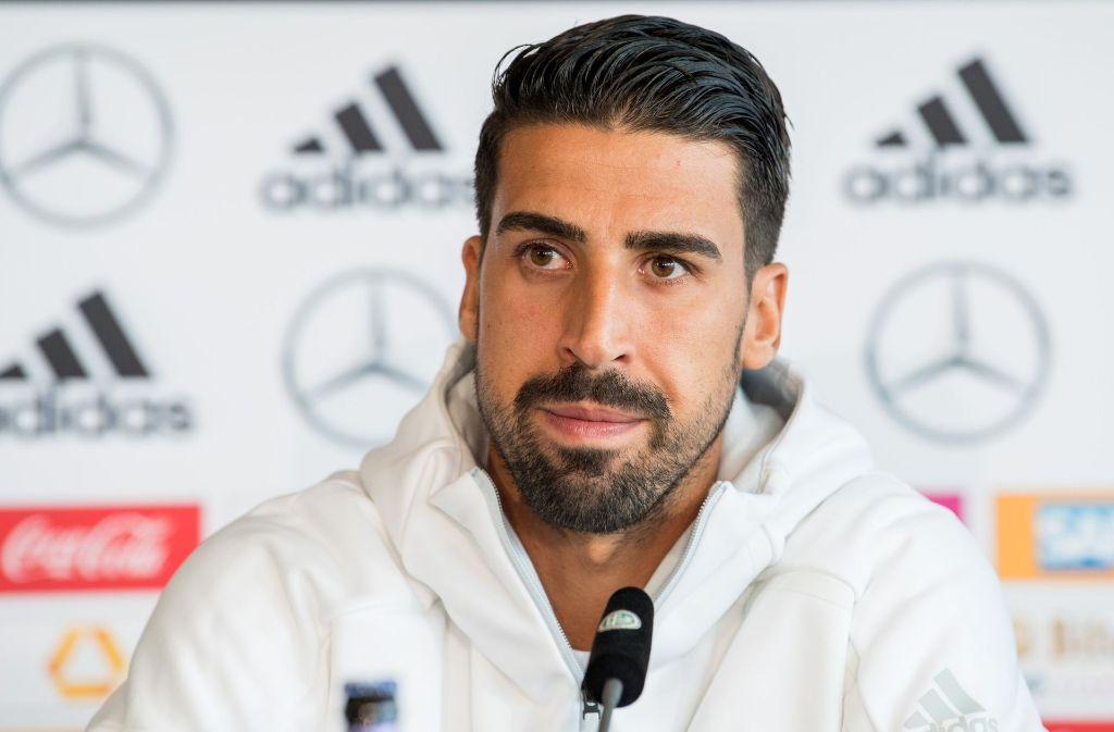 Frisuren-Panne: DFB-Star Khedira spottet über Fifa 18