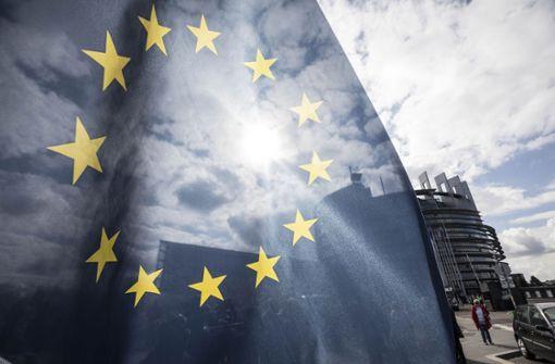 EVP-Spitzenkandidat Weber will Abstimmung über Zweitsitz Straßburg