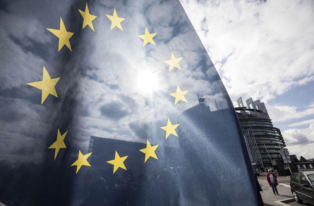 Ist der Zweitsitz des Europäischen Parlaments in Straßburg wirklich nötig? Foto: dpa