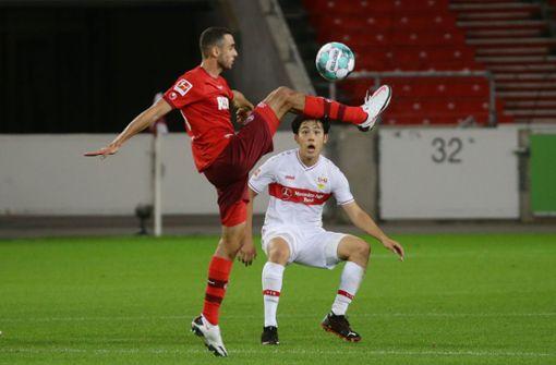 Gegen den 1. FC Köln bewahren Endo und Co. die Ruhe