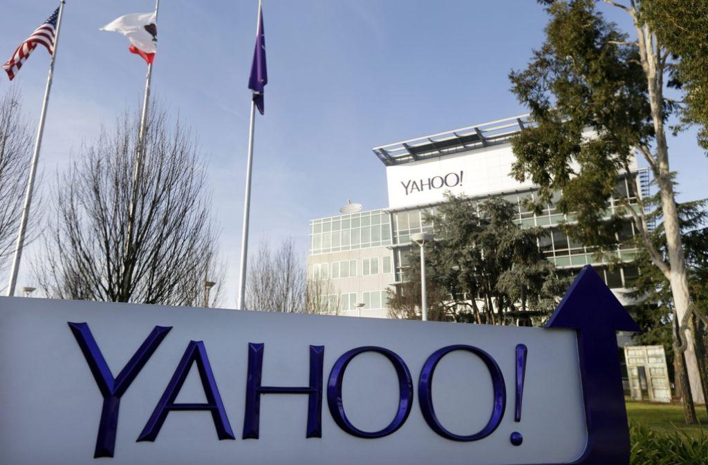 Yahoo's Headquarter in Sunnyvale, Kalifornien, der Konzern hat Millionen Nutzer – die soll er für US-Behörden ausgespäht haben. Foto: AP