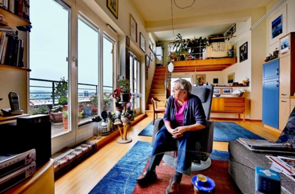 Charming Stuttgarter Wohnzimmer Gelebte Nachbarschaft