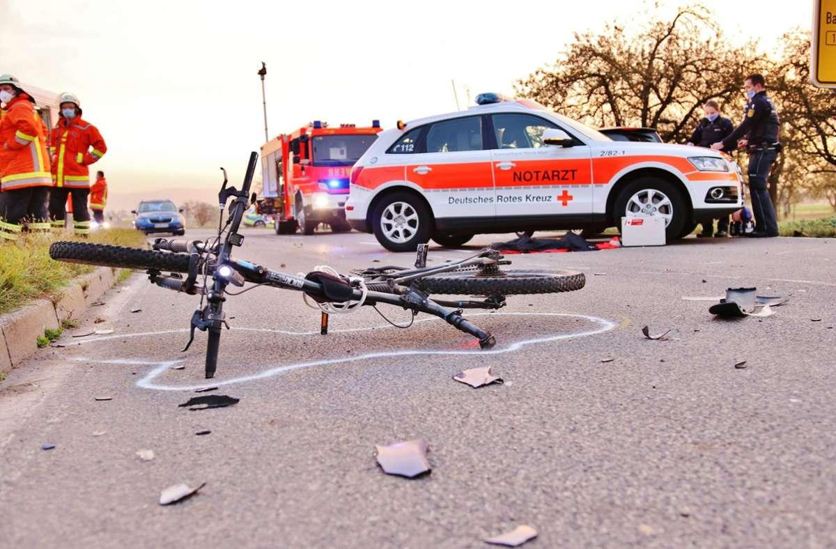 Bei dem Unfall war ein 19-Jähriger lebensgefährlich verletzt worden. Foto: 7aktuell.de/Kevin Lermer