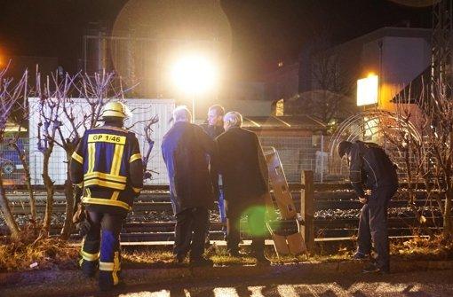 Schlimmer Unfall auf den Gleisen bei Göppingen. Zwei Männer sterben. Foto: dpa
