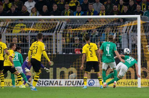 BVB verliert weiter Punkte im Meisterschaftsrennen