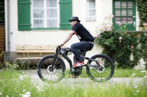 E-Bikes sind bei Herstellern beliebt