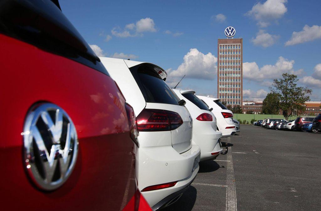 Volkswagen verspricht den klagenden Dieselkunden eine Entschädigung – trotz des geplatzten Vergleichs mit Verbraucherschützern. Foto: imago images / regios24/Darius Simka
