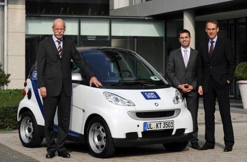 Daimler peilt 1 Milliarde Euro Umsatz an