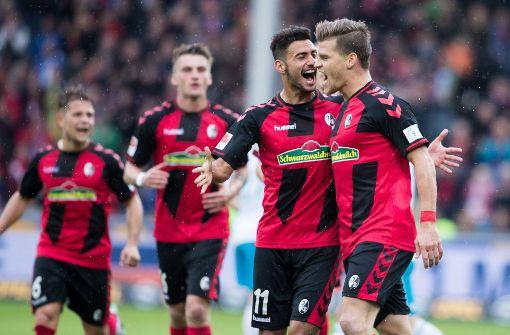SC Freiburg hat Europa vor Augen