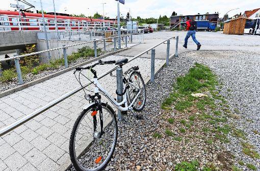 Neuer S-Bahn-Vorplatz lässt auf sich warten