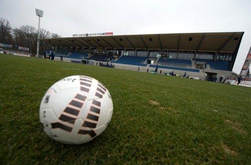 Live: Kickers II gegen SSV Reutlingen