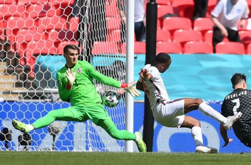 England ringt Kroatien dank Raheem Sterling nieder
