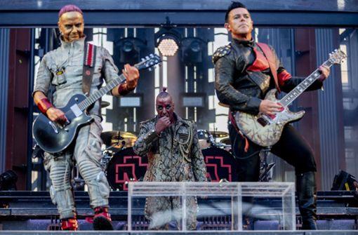 Rammstein setzt Europa-Tour 2021 fort