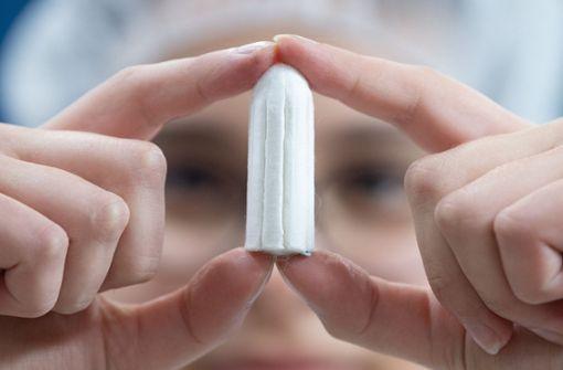 Schottland macht Tampons und Binden für Frauen kostenlos